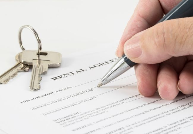 checklist for renting a house clermont