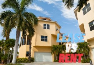 Lease vs Rent Apartment Florida